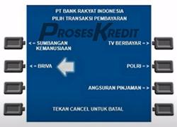 6. Pilih menu BRIVA