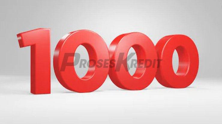 Cara Bayar 1000 di Akulaku