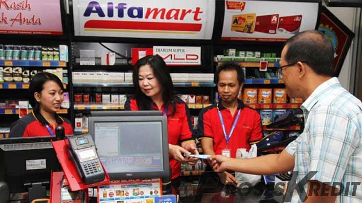 Cara Bayar Home Credit Lewat Alfamart
