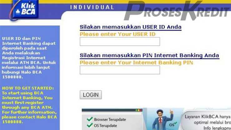 Cara Bayar Home Credit Lewat iBanking BCA