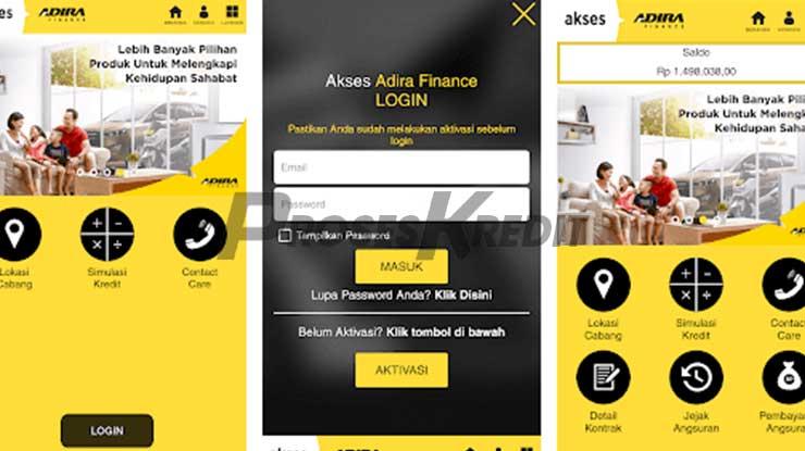 Cara Cek Denda Adira Finance Via Online