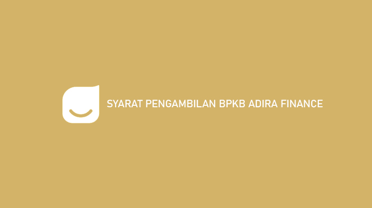 Master Kategori ADIRA FINANCE