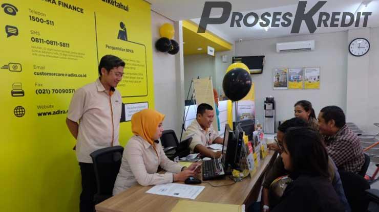 Pengalaman Kredit di Adira Finance