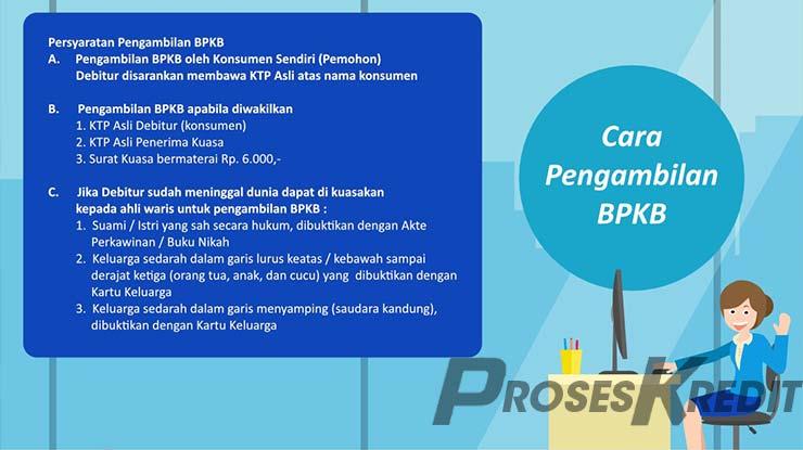 Prosedur Pengambilan BPKB Adira Finance