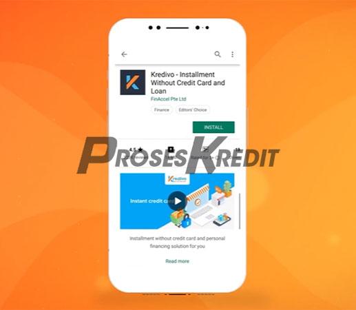 1. Download dan Instal Aplikasi Kredivo