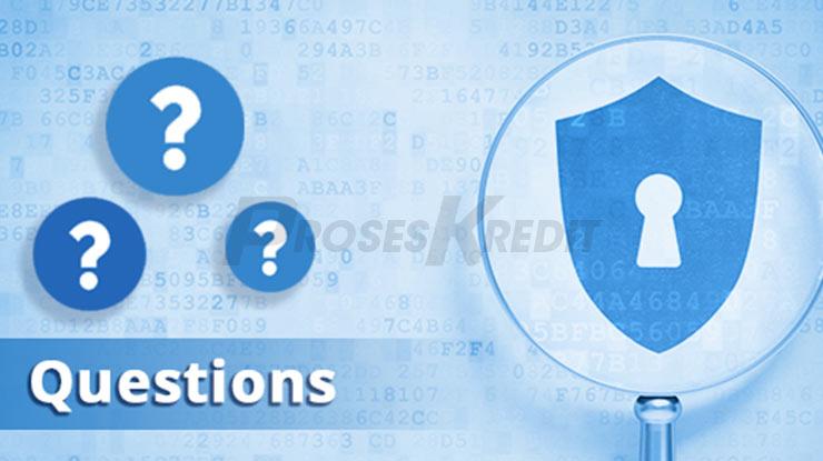 Fungsi Security Question di Aplikasi Kredivo