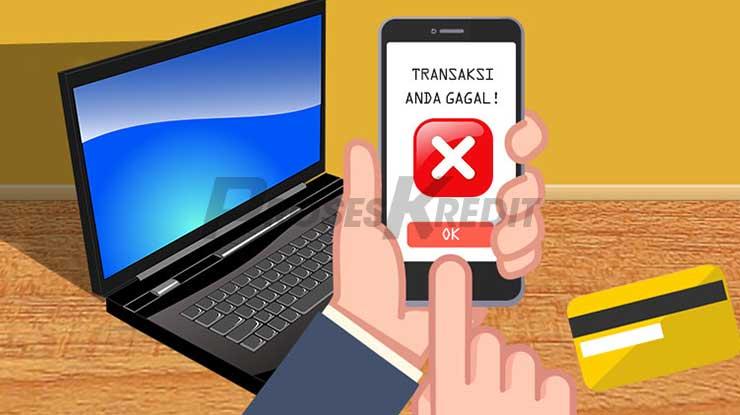 Kredivo Transaksi Ditolak dan Solusinya