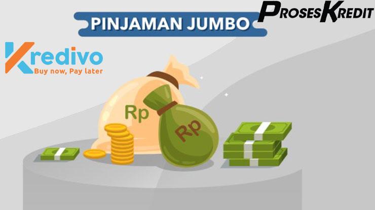 Pinjaman Kredivo Jumbo Loan