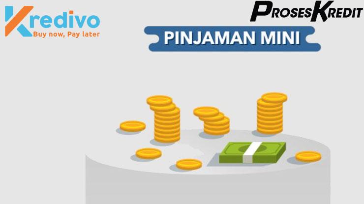 Pinjaman Kredivo Mini Loan