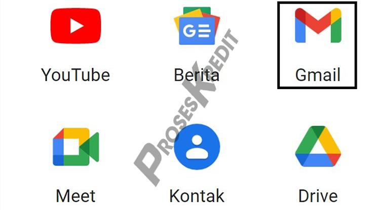 Buka Gmail