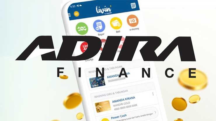 Cara Bayar Adira Finance Lewat Mandiri Online