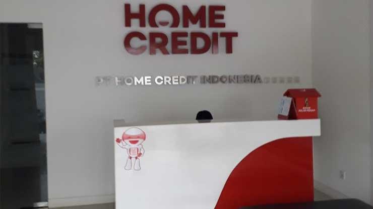 Kantor Home Credit Batam