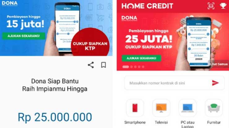 Home Credit Pinjaman Online OJK Cepat Cair
