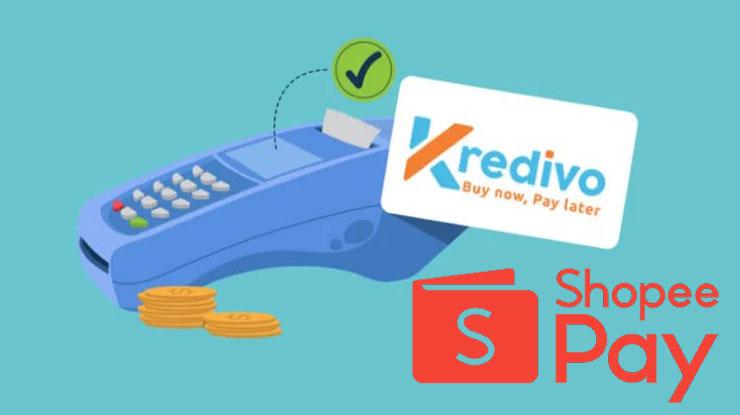 Biaya Admin Top Up ShopeePay di Kredivo