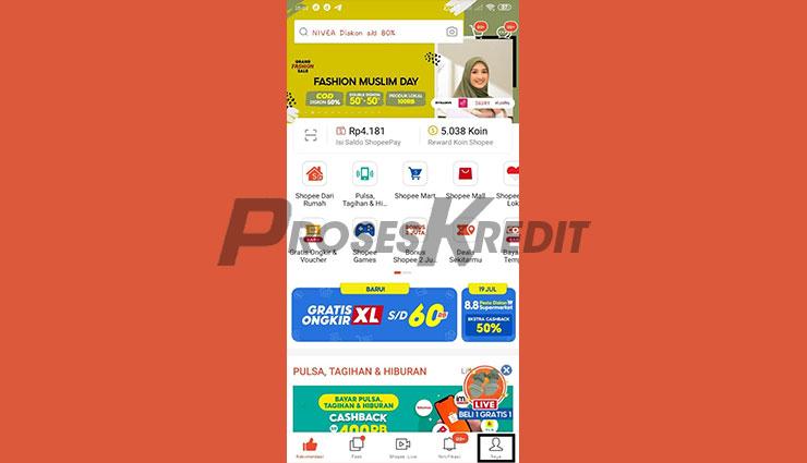 Buka Aplikasi Shopee 2
