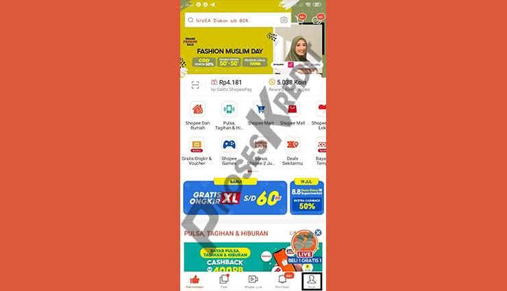 Buka Aplikasi Shopee 4