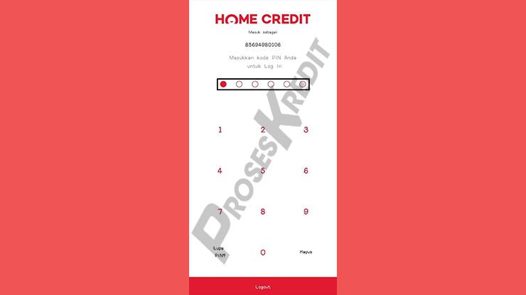 Buka My Home Credit Indonesia