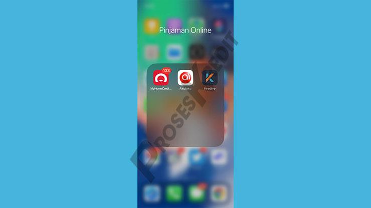 Jalankan Aplikasi Kredivo