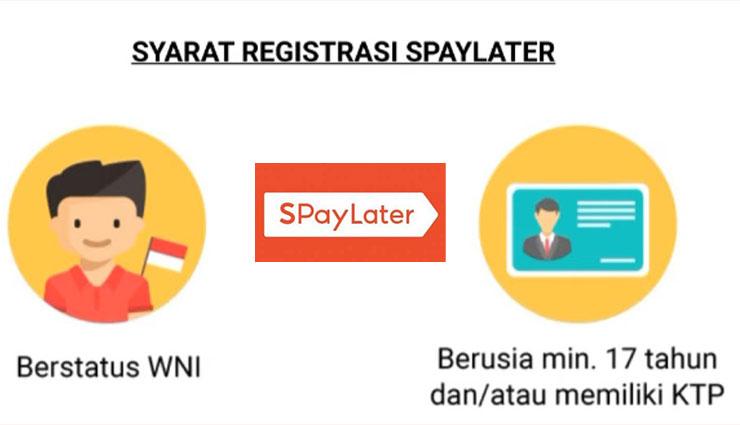Syarat Mengaktifkan Shopee PayLater