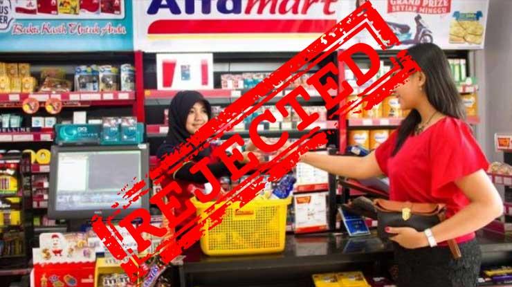 Tidak Bisa Belanja Di Alfamart Pakai Akulaku