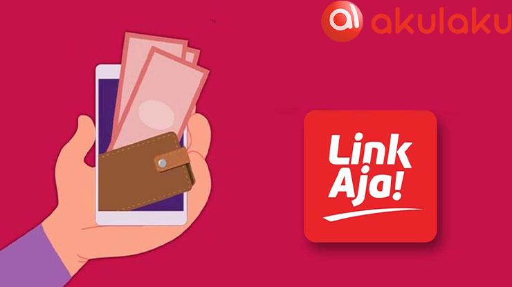 Biaya Admin Melunasi Tagihan Akulaku via LinkAja