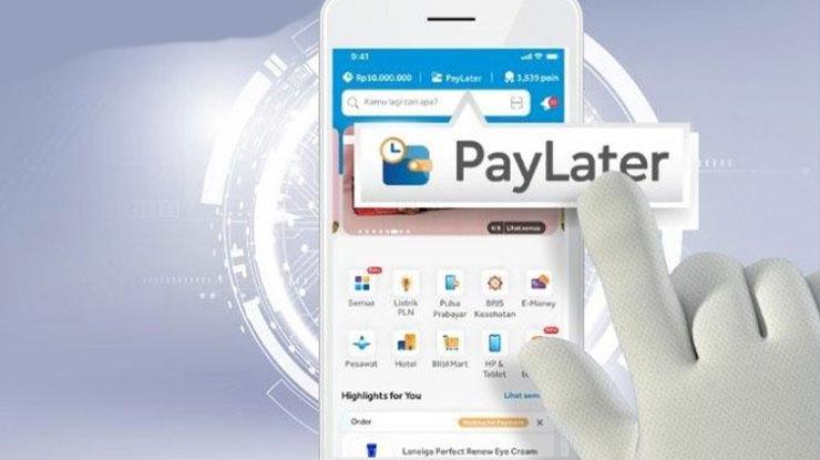 Cara Mengaktifkan DANA PayLater