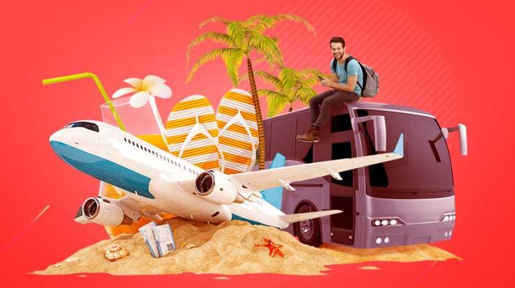 Daftar Destinasi Penerbangan di Akulaku