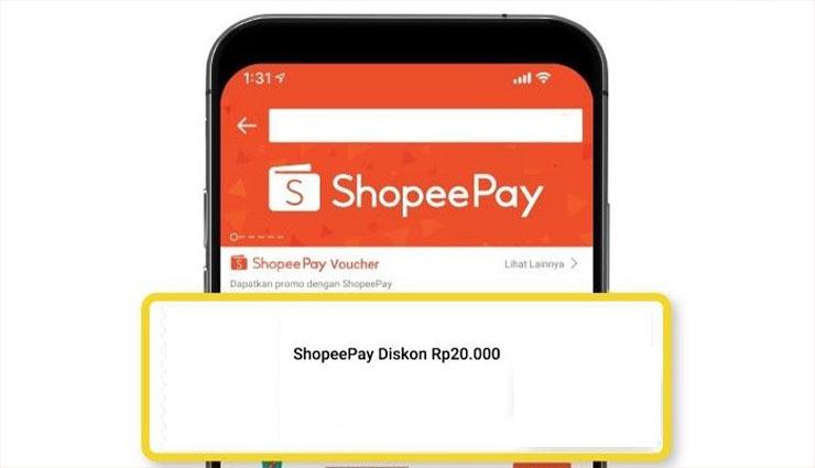 Keuntungan Membayar SPinjam Dengan Saldo ShopeePay