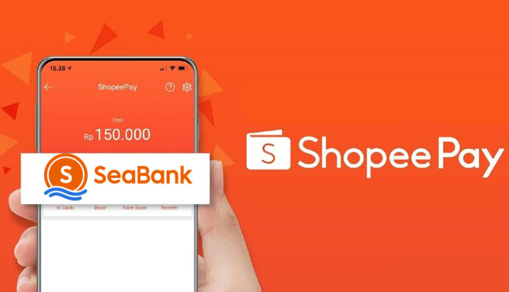 Cara Bayar Shopee PayLater via SeaBank