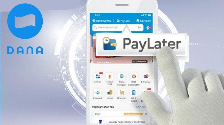 Cara Mengatasi Limit DANA PayLater Tidak Bisa Transaksi