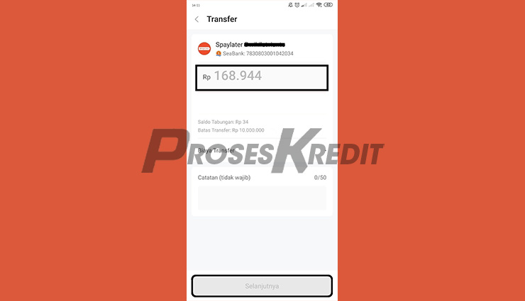 Selesaikan Pembayaran Shopee PayLater via SeaBank