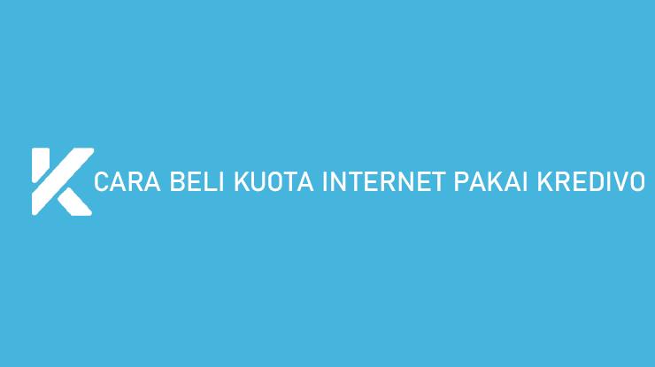 Cara Beli Kuota Internet Pakai Kredivo Bayar Bulan Depan