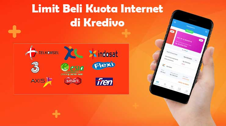 Limit Pembelian Kuota Internet Pakai Kredivo